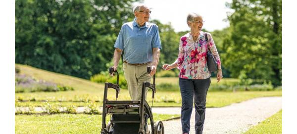 The Rollz Motion Rhythm - Greater independence  for Parkinson's sufferers