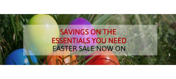 Our Easter Sale is bigger and better than ever!