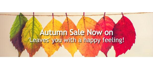 Surely it can't be Autumn Already…