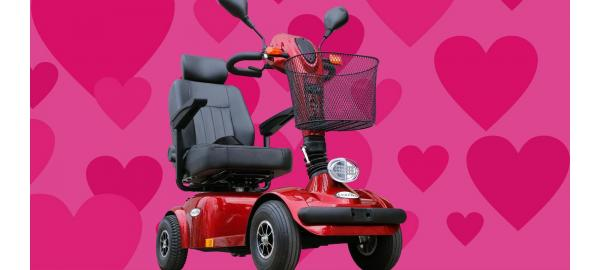 Show your Mobility Equipment the love!