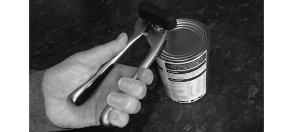 Easier ways to open cans and jars in the kitchen