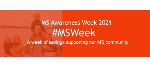 MS Awareness Week 2021