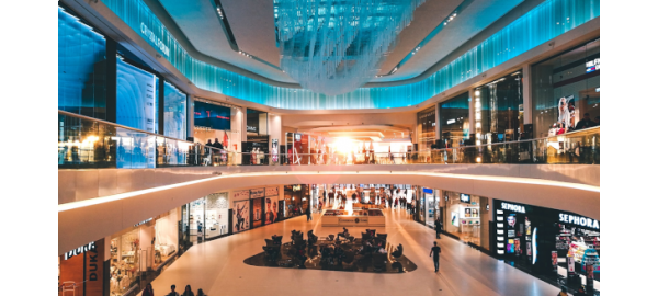 What could help make access in shopping centres easier?