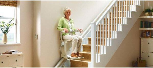 Why don't more people use Stairlifts?
