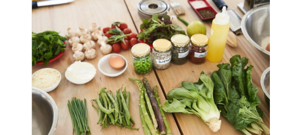Daily living aids for easier food prep