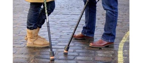 Flexyfoot - Grippier sticks for walking confidence
