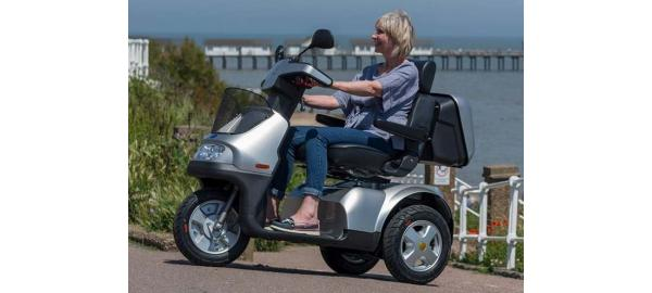 Should I buy a second-hand mobility scooter?