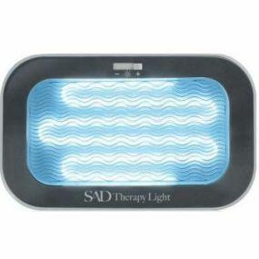 SAD therapy light