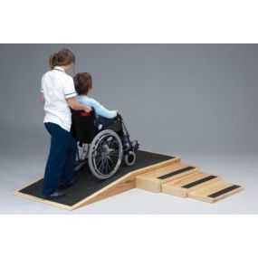 Curb And Ramp Training Set
