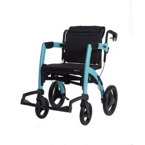 Small Rollz Motion 2-in-1 Rollator Transport Chair