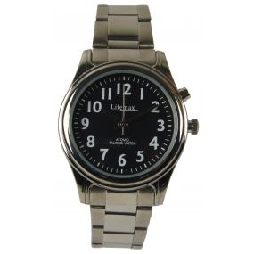 Talking Atomic Watch - Ladies - Metal Bracelet