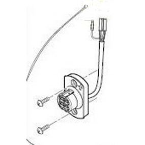 Motor Battery Connector - Part Number SP1577420