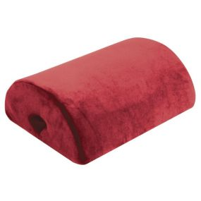 4-in-1 Memory Foam Cushion - Red