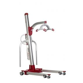 Molift Partner 255 Mobile Patient Hoist - Low Base With Support Arms
