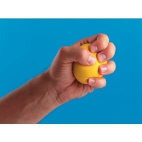 Squeeze Ball Hand Exerciser - 12PK