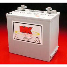 MK-Battery GEL 50AH 12V