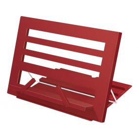 Scarlet Plastic Reading Rest