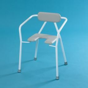 Comfort Shower Chair - Fixed Height