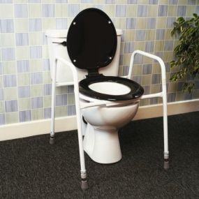 Sussex Toilet Frame
