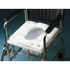 Commode Pressure Gel Cushion