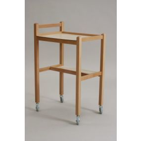 Newstead Dining Trolley - Standard - Small Castors
