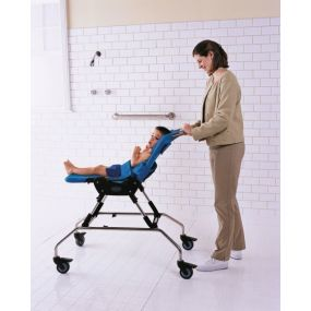Advance Bath Chair, Shower Trolley