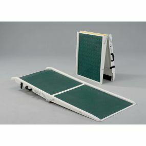 Fibreglass Folding Scooter / Powerchair Ramp