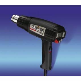 STEINEL HOT AIR GUN WITH LCD DISPLAY -