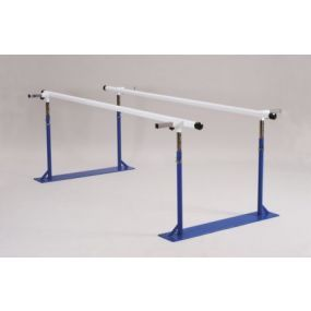 Width & Height Adjustable Parallel Walking Bars