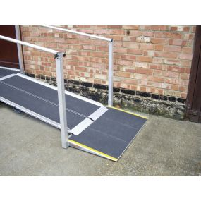 Aerolight Ramp Handrails Support Unit