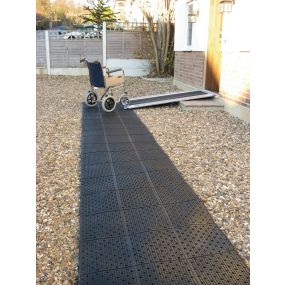 Aerolight Roll Out Trackway - 250cm