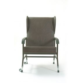 Bariatric High back Chair (Brown)