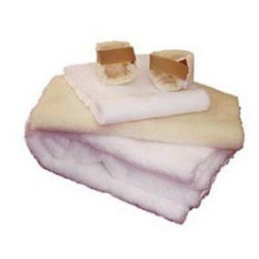 Bed Fleece 100% Pure New Wool - 30x27