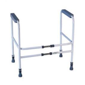 Broadstairs Toilet Frame - Free Standing