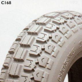 Grey Block Tyre C168