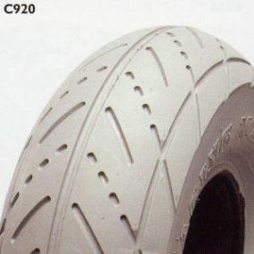 Grey Scallop Tyre C920