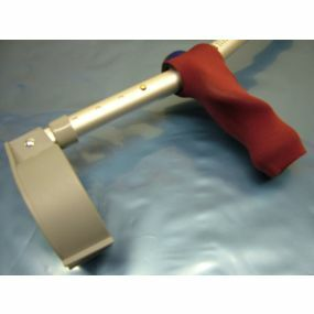 Deluxe Crutch Handle Sleeves For Ergonomic Handles (Pair)