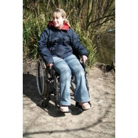 Deluxe Breathable Wheelchair Jacket