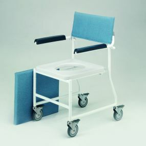 Dual Mobile Shower Chair