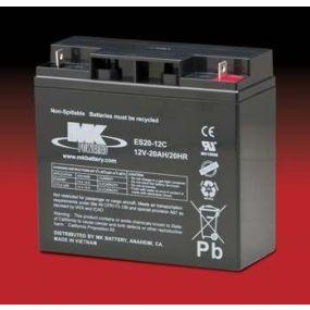 MK-Battery SLA 20AH 12V