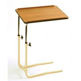Economy Over Bed Table (Welded Frame)