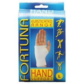 Fortuna Elasticated Hand Support (Small)