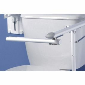 Pressalit Front Rails Kit