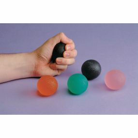 Gel Ball Hand Exerciser - Set Of 5 Balls