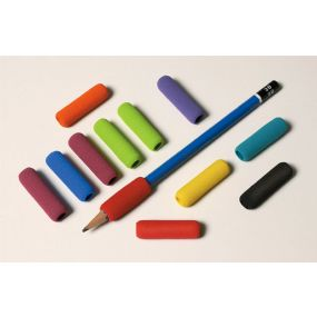 Grab On Pen & Pencil Grips (PK24)