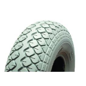 Cheng Shin - Solid Grey Tyre (Pattern Block C154) - 400 X 5 (330 X 100)