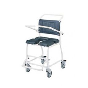 Gulf Wing Commode & Shower Chair - Attendant