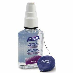 Purell Advanced Hygienic Hand Rub - 60ml & Belt Clip Kit