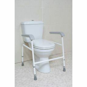 Harrier Toilet Frame