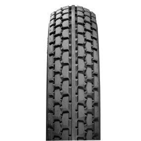 Impac - Pneumatic Black Tyre (Pattern IS322)